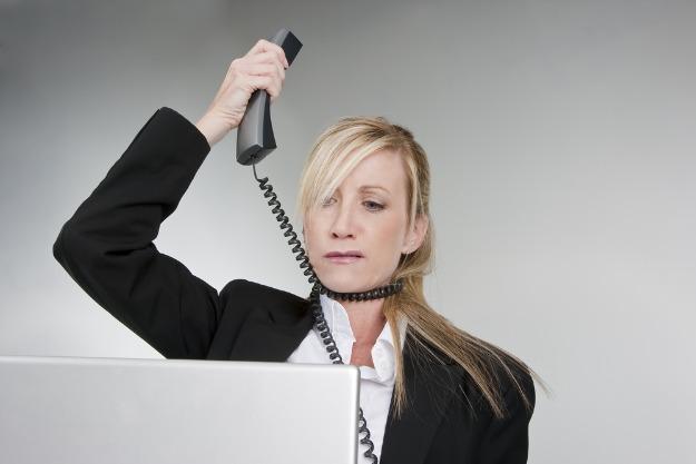 Надоели звонки от форекса
